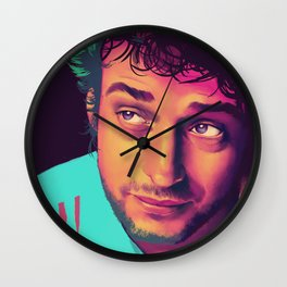 Cerati Portrait Wall Clock