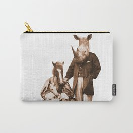Dominant Traits Carry-All Pouch