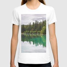 Fifth Lake, Jasper T-shirt