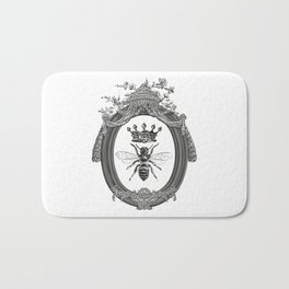 Queen Bee Bath Mat