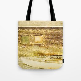 Rockland, Me Dory Tote Bag