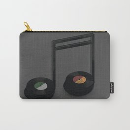Music Record Carry-All Pouch