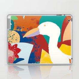 Tropical World Laptop & iPad Skin