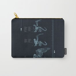 Gryphon Anatomy Carry-All Pouch