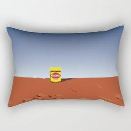 outback vegemite Rectangular Pillow