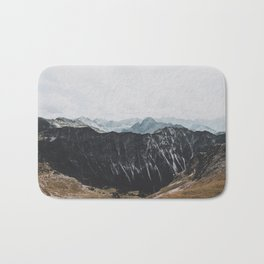 interstellar - landscape photography Bath Mat