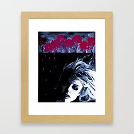 The Beauty of Despair #4 Framed Art Print