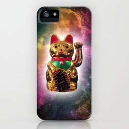 Space Kitty iPhone Case