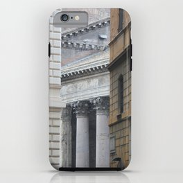 Peeking Pantheon iPhone Case