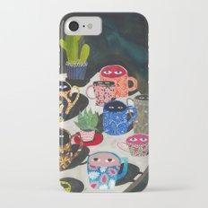 Suspicious mugs Slim Case iPhone 7