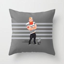 Jean-Paul Gaultier Throw Pillow