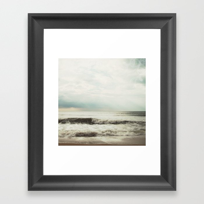 Distractions Framed Art Print