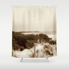 Sands of Time Shower Curtain