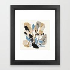 Familiar Mystery #1 Framed Art Print
