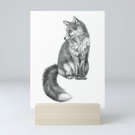 Fox G21-010 Mini Art Print