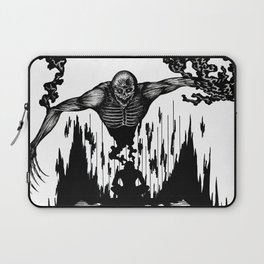 The Monster Within Laptop Sleeve