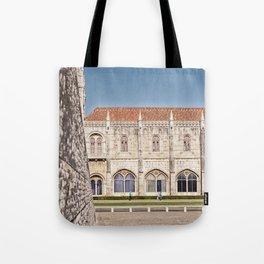 Mosteiro dos Jerónimos Tote Bag