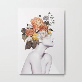 Floral beauty 7 Metal Print