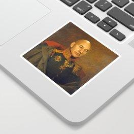 Sir Patrick Stewart - replaceface Sticker