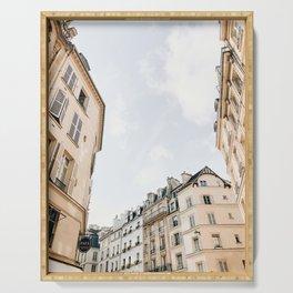 Paris Streets Serving Tray