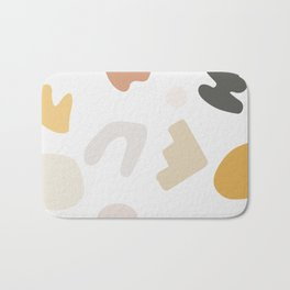 Shape Study #14 - Autumn Bath Mat