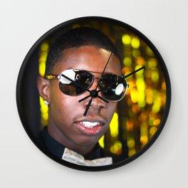 Trey Wall Clock