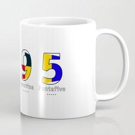 1995 - NAVY - My Year of Birth Coffee Mug