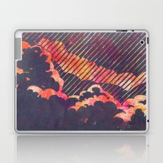 Red Sky In The Morning... Laptop & iPad Skin