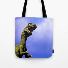 Aruba's T-Rex Tote Bag
