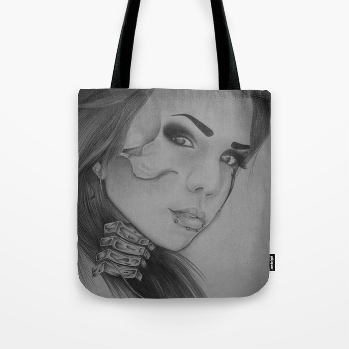 Devines zombies #6 Tote Bag