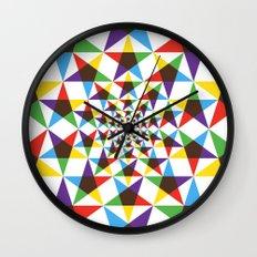Star Space Wall Clock