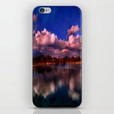 landscape lake reflex  iPhone & iPod Skin