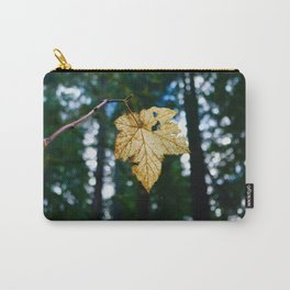 Veiny Leaf in the Humboldt Forest Carry-All Pouch