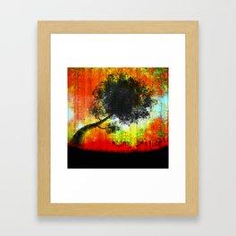 Spirit of Tree Framed Art Print