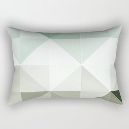 Apex geometric II Rectangular Pillow