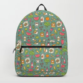 Shopping Backpack