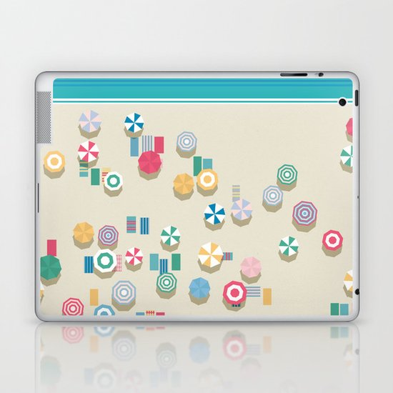 Summer High Laptop & iPad Skin