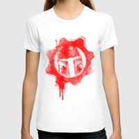 gears of war T-shirts featuring Gears of Fett by leea1968