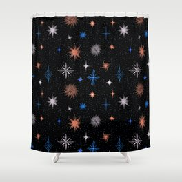 Gimme Space Shower Curtain