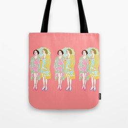 Rose Delaunay Tote Bag