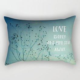 One Fine Star Away Rectangular Pillow
