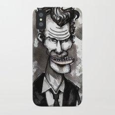 Tom Waits Slim Case iPhone X