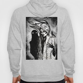Dialogue With A Demon Hoody