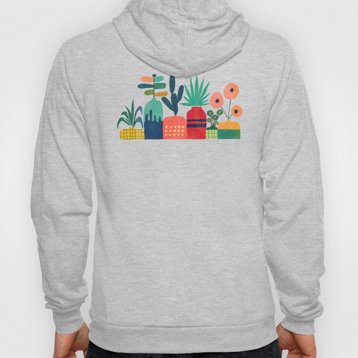 Plant mania Hoody