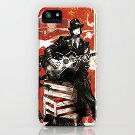 Delta Blues - Robert Johnson & Friends iPhone Case