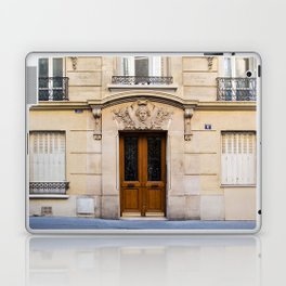 PARIS DOORS: NO. 6 (Paris, France) Laptop & iPad Skin