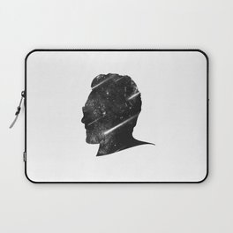Inside Mess / Double Exposure Laptop Sleeve