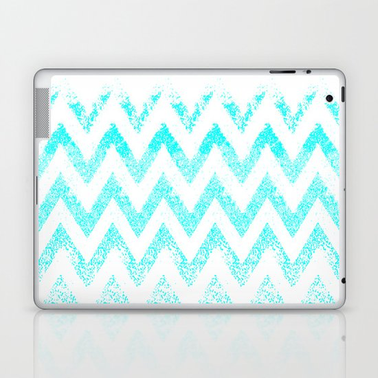 zig-zag Laptop & iPad Skin