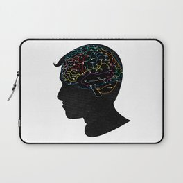 Train of Thought Laptop Sleeve