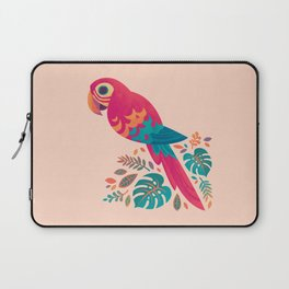 Scarlet Macaw Laptop Sleeve